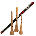 Flutes - Medieval Pipes, Flutes, Bombards, Shawms and Irish Flute