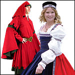 Medieval and Renaissance Clothing