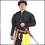 Men's Custom Sized Historically Accurate Medieval Clothing