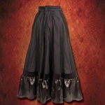 Piccadilly Steampunk Skirt 101559