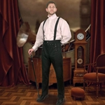 Jalopy Pants with Suspenders 101565