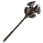 Azog The Defiler War Mace - Hobbit Movie 134-UC3015