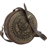 Steampunk Attache Bag Alchemy LG71