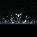 Poseidon Princess Wire Tiara 172-14697