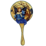 Peacock Fairy Hand Mirror 3493
