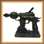 The Steampunk Vaporiser