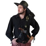 Pistol Baldric with Blunderbuss Non Firing