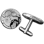Steampunk Watch Cuff Links 136.1066