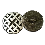 Celtic Love Knot Button 107.1200