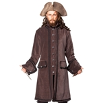 Calico Jack Pirate Coat
