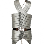 Steel Fantasy Elven Armour