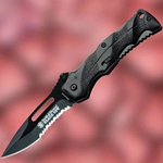 Smith & Wesson Black Ops Black Knife 26-403117