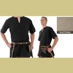 Medieval Tunic, Natural, Extra Large