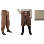 Pirate Pants, Natural, Medium