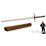 Synthetic Longsword Grip-Brown PR3015