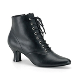 Victorian Ladies Low Boot