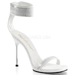 Bridal Chic Rhinestone Sandals
