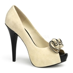 Lolita Suede Pumps