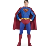Supreme Superman Muscle Chest (Lycra) Adult 38-21113