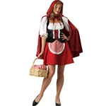 Red Riding Hood Elite Collection Costume 38-32523