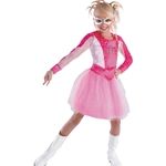 Spider-Girl Pink Child Costume 38-50236