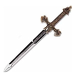 Barbarian Letter Opener Bronze MA1227