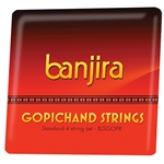 banjira Gopichand 4-String Set