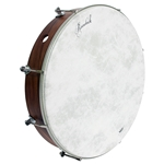 Outside Tunable Sheesham Bodhran Cross-Bar Fiberskyn 18 Inches