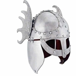 Heavy Armor Winged Fantasy Viking Helmet,Heavy Armor Winged Functional Viking Helmet 62-2500