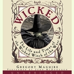 Wicked Unabridged CD by Gregory Maguire 80-876326