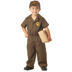 The UPS Guy Toddler Costume 100-145808