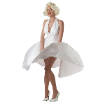 Deluxe Marilyn Adult Costume 100-145858
