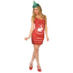 Chinese Hot Sauce Adult Costume 100-213245