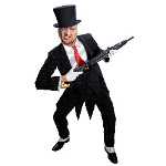 Batman DC Rogues Gallery Penguin Adult Costume 100-215159