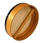 Bodhran 14 Inch x 3.5 Inch, Fix, Mulberry, Single BTG4MS