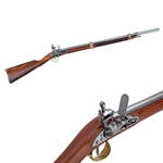 Colonial Replica Charleville Carbine Rifle Non-Firing,1806 Napoleonic Period French Carbine Rifle Non-Firing FD1037