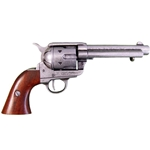 Old West 1873 Frontier Revolver Antiqued Finish Non Firing FD1106G