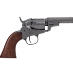 Old West Replica M1849 Grey Finish Pocket Revolver Non-Firing
