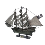 Wooden Flying Dutchman Limited Model Pirate Ship 26 Inches