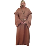 Medieval Monks Cowl Set - Hood and Robe