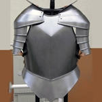 Steel Fantasy Half Armour