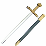 Charlemagne Letter Opener with Scabbard
