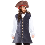 Captain Pirate Vest