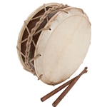 "EMS Tabor Drum, 9"", with Sticks TB09"