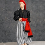 Striped Childs Sailors Pants