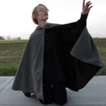 Child's Wool Cloak VL-CWOOLC