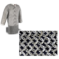 Chainmail Hauberk 60 Inch Chest Code 2 29-AB2528