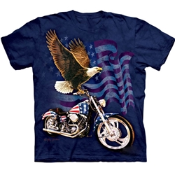 Born to Ride Adult 2X-Large T-Shirt 43-1030140