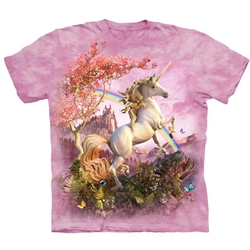 Awesome Unicorn Adult T-Shirt 43-1034690