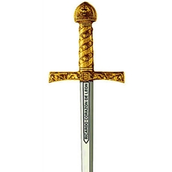 King Richard the Lionheart Letter Opener by Marto